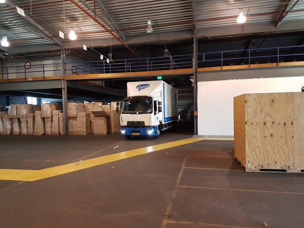 storage box Amsterdam-haarlem